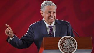En 100 días mantiene Gobierno de México estabilidad económica. Conferencia presidente AMLO