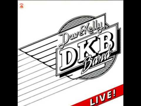 Dave Kelly Band - Live ! ( Full Album Vinyl ) 1983