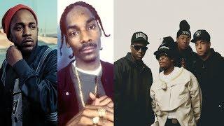 Top 20 West Coast Rappers/Rap Groups