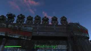 Fallout4 Как заспавнить все виды силовой брони