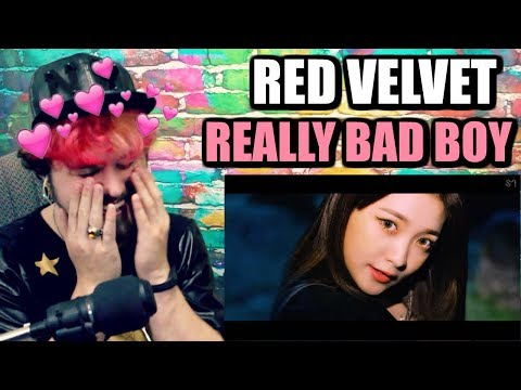 Red Velvet 레드벨벳 'RBB (Really Bad Boy)' MV | THEY ALL BIAS WRECKED! | REACTION!!