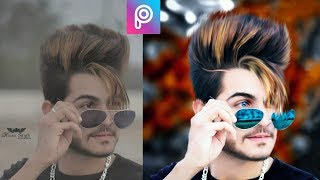 New CB Editing in PicsArt    HDR Look in Picsart    New Hairstyle Editing in Autodesk Sketchbook