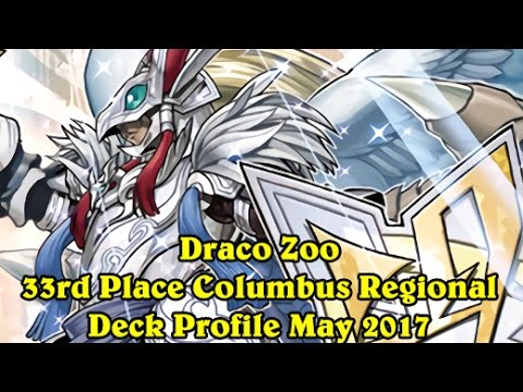 Draco Zoo - MKohl40s 33rd Columbus Regional Deck Profile May 2017