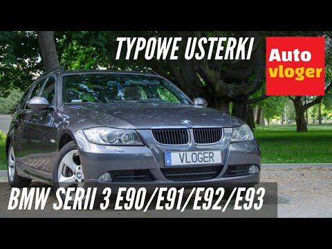BMW Serii 3 E90/E91 - typowe usterki