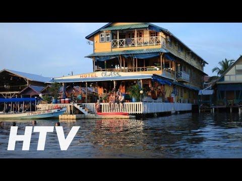 Hotel Olas en Bocas Town, Bocas del Toro