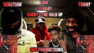 DDG - Lil Baby - Sorry 4 The Hold Up EP - Reaction