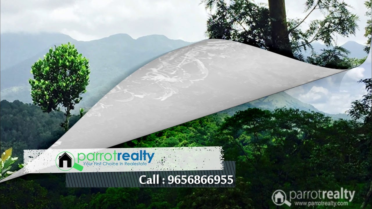 Well Demanded 7 acre land @ 45 lakh/acre in Meppadi  Wayanad