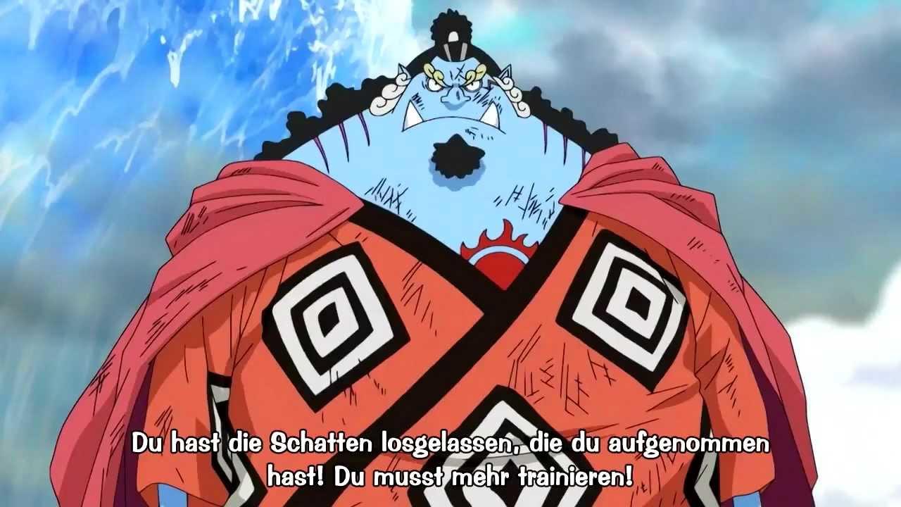 One Piece - Jimbei vs Moria  Full Fight   HD 720p  - YouTube 455772c04db5