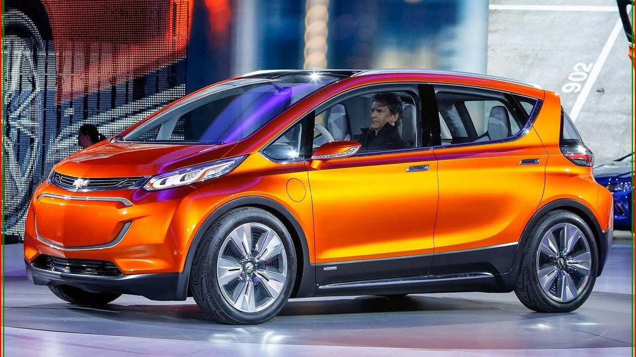 Chevy Bolt 2018 New 2018 Chevrolet Bolt Ev Interior Exterior