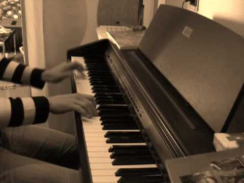 a-ha: The Living Daylights - Piano