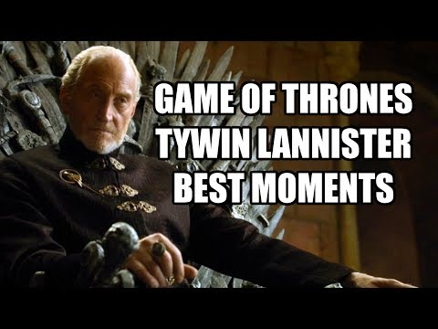 Game of Thrones Season 4 Finale: Charles Dance & GOT Cast on Tywin Lannister's Best Moments