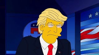 The Simpsons Predicts Trump vs Biden 2020 Election (Biden Wins) ˢᵘᵇˢᶜʳⁱᵇᵉ ᶠᵒʳ ᵐᵒʳᵉ ᵘᵖᵈᵃᵗᵉˢ  ?