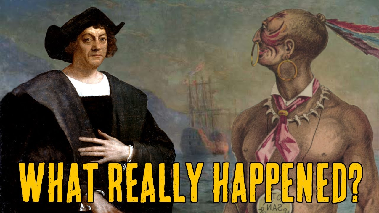 Download Christopher Columbus - The Discovery Of America And What Happened After