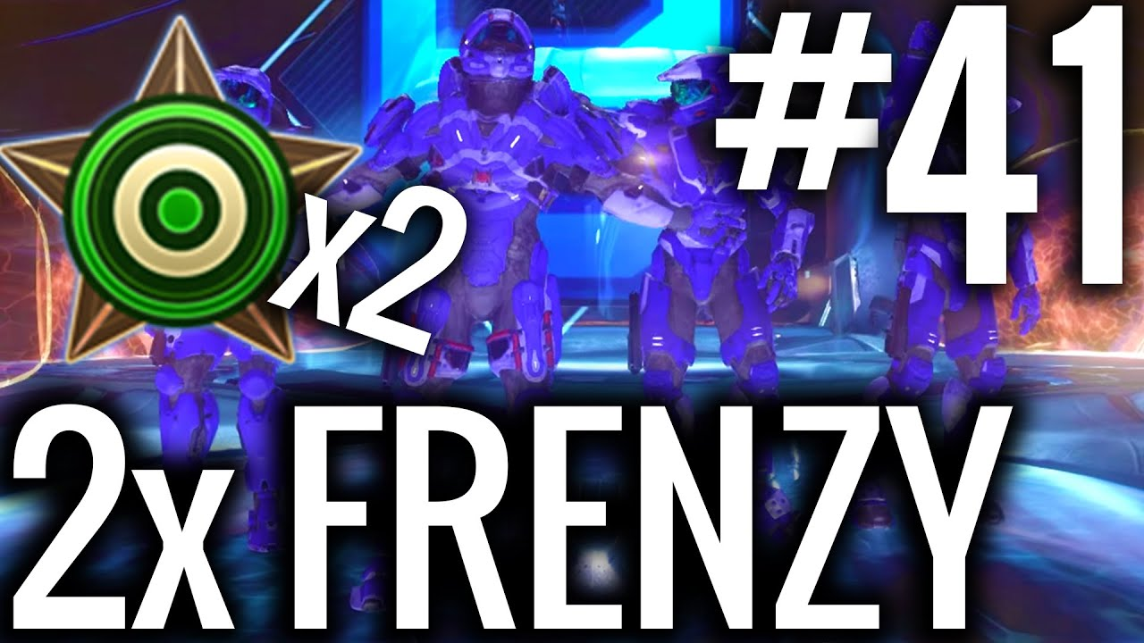 DAY 41! DOUBLE FRENZY on Truth TS - FishDish's Halo 5 Beta Gameplay