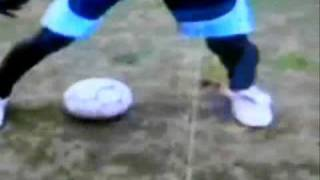 Martino Oyat and Cristiano Ronaldo Dance Party