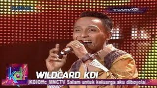 "Fauzi "" Gali Lobang Tutup Lobang "" Bima - Wild Card KDI 2015 (20/5)"