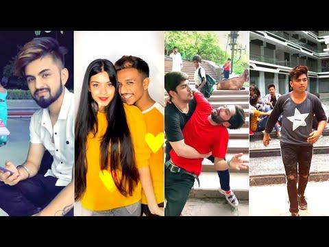 Tiktok Mixtape part - 4 Friendship Tik tok New video Khanamir,Honey Chaudhary,Sunny Kalra