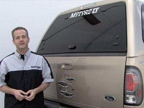 How-To Install Leer Truck Cap, BedRug, BedTred Bedliners Motorz #47