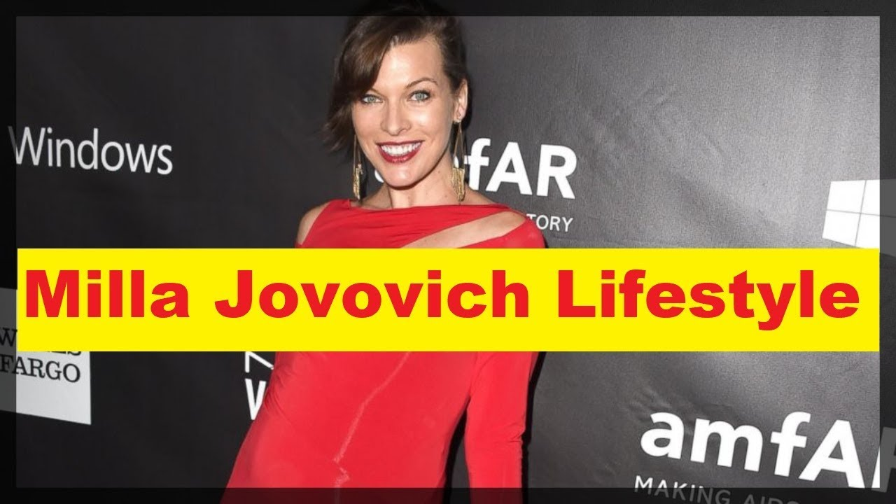 milla jovovich net worth cars house income and luxurious