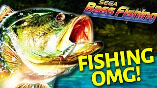 FISHING DEAD BODIES?! | Sega Bass Fishing Gameplay Part 1