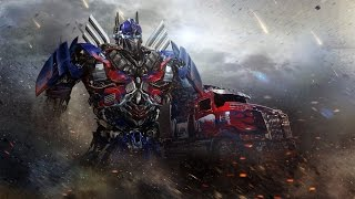Optimus Prime Tribute/Hero