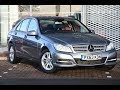 Used Mercedes-Benz C Class C220 CDI BlueEFFICIENCY Executive SE 4dr Auto Saloon