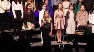 ais ms and hs fall choir concert 2015