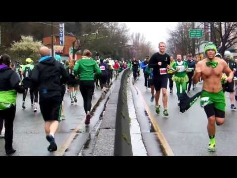 St Patrick's Day Dash One