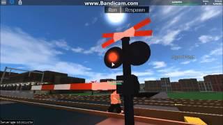 ROBLOX Terminal Railways Dutch Railroad Crossing 2