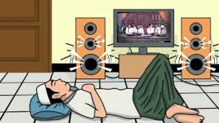 Download Lagu SA'DUNA FIDDUNYA versi KOPLO... mp3
