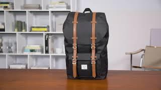 Herschel Supply Little America Backpack Tutorial