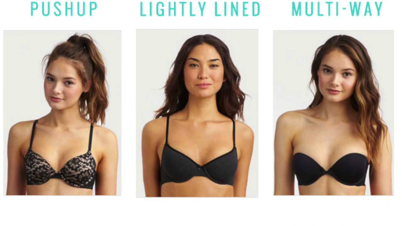 5078c0ae43d84 Finding The Right Bra With Aerie s Guide To Bras - YouTube