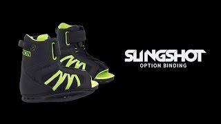 2017 Slingshot Option Wakeboard Boot