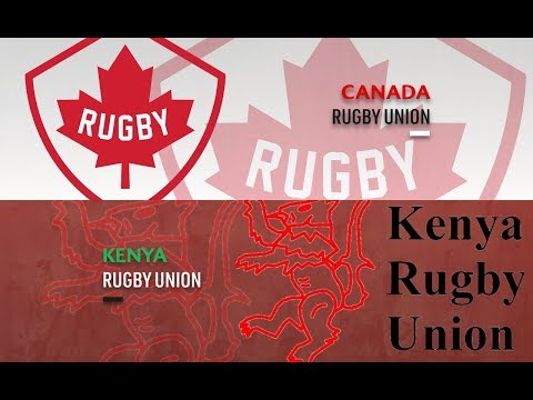 It's match day one of the Rugby World Cup 2019 repechage as Canada face Kenya #RWC2019