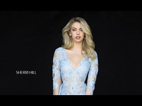 5dfa14d92a Sherri Hill 52026 Prom Dress - YouTube