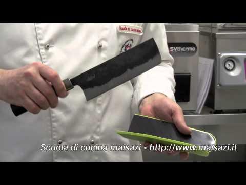 I coltelli da cucina dello chef francesco de francesco - Coltelli da cucina ...