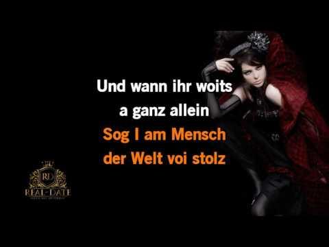 I Am From Austria - Rainhard Fendrich  RD Karaoke