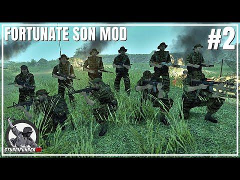 Lost Platoon Rescue Operation - MACV SOG   Men of War Assault Squad 2 Mod  