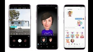 AR Emoji Galaxy S9 Kullanım Kılavuzu ve Galaxy S9 Oluşturma Artı Özellikleri