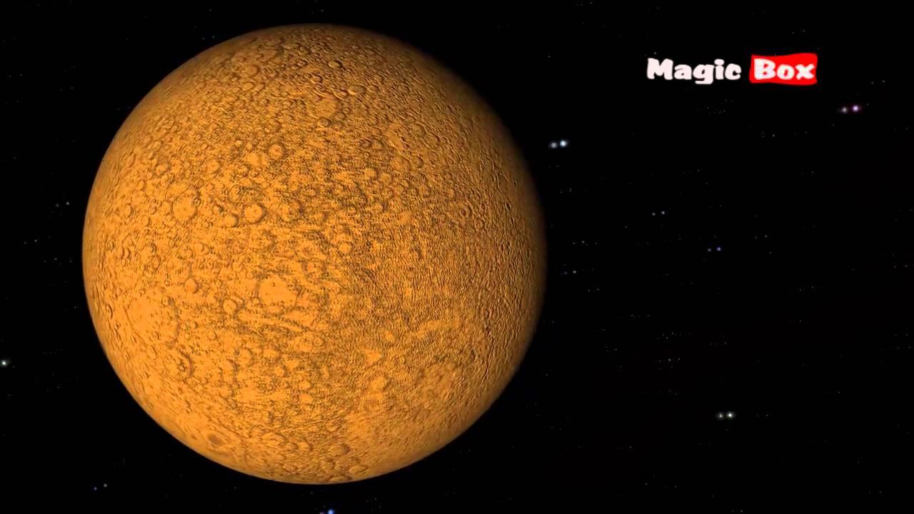 educational planet of mercury - photo #4