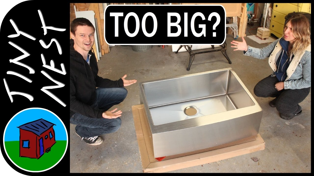 tiny house sink. Tiny House Sink (020)