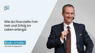 Finanzielle Freiheit & Erfolg - Interview mit Bodo Schaefer
