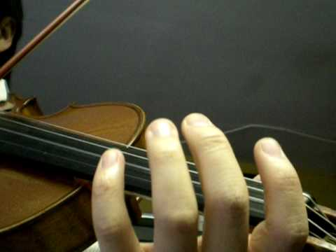 Suzuki Violin School Volume 2, number 7 The Two Grenadiers by R. Schumann