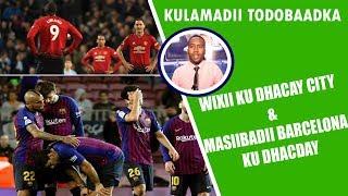 Falanqeynta Dhamaan kulamadii Todobaadka Min City ilaa Juventus