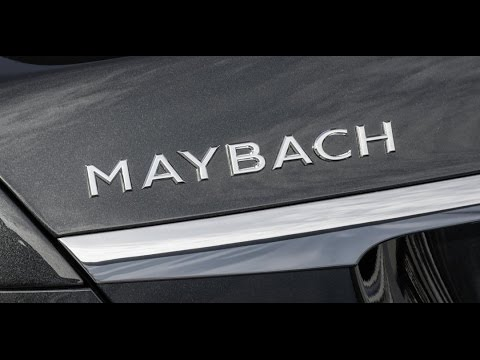 Maybach Mercedes Benz S класс