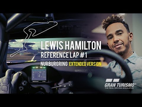 Lewis Hamilton Reference Laps #1 - Nürburgring - Extended Version