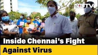 Covid-19 News: Chennai Fights Coronavirus With Total Lockdown