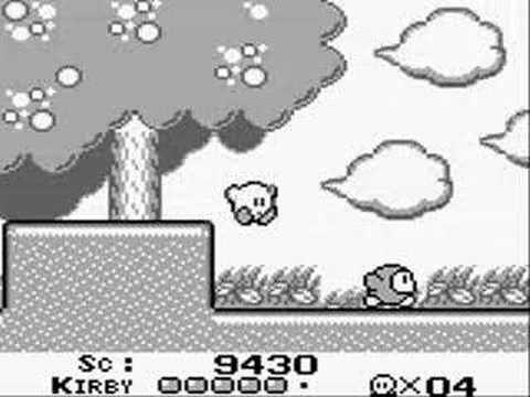 สูตรเกมส์ Kirbys Dream Land GBC