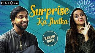 Surprise Ka Jhatka | Hyderabadi Comedy | Kantri Guyz