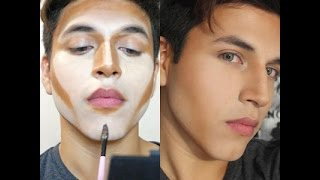 Contouring Makeup For Men | Erick Hanson thumbnail